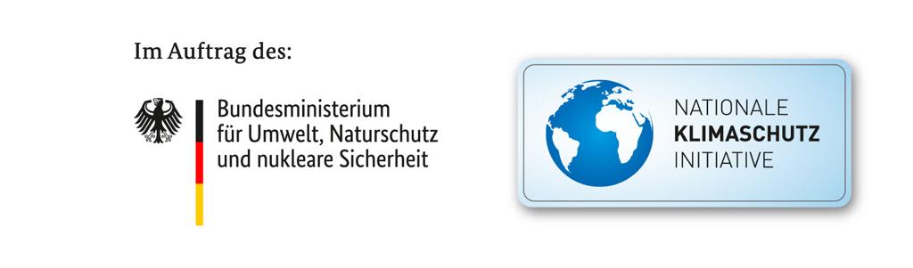 Logo BMUB, NKI
